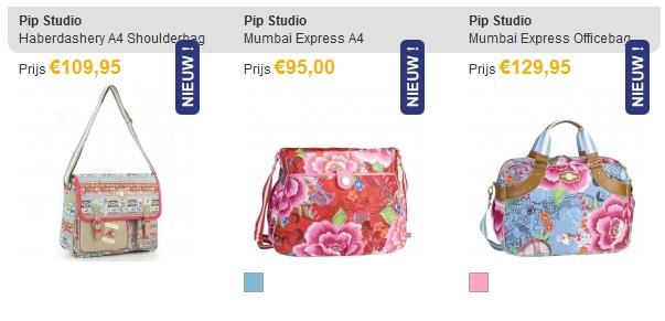 pip studio tassen en laptoptassen bestellen via laptoptassen online. Black Bedroom Furniture Sets. Home Design Ideas